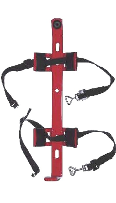 Göckler Feuerlöscher-KFZ-Halter für 6 kg Geräte bis 160 mm Ø