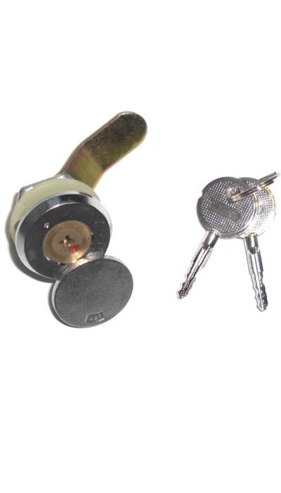 Ersatz-Schloß (gleichschließend) inkl. 2 Schlüssel
