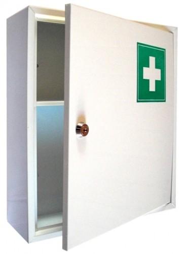 Hier klicken zur Auswahl von Göckler Erste-Hilfe-Schrank weiß