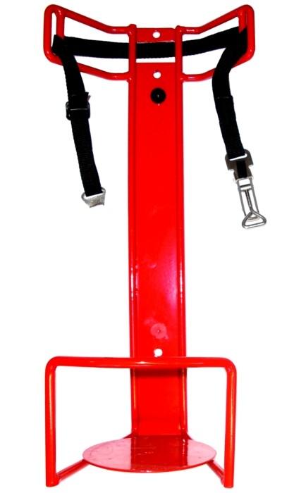 Göckler Feuerlöscher-KFZ-Halter für 9-12 kg Geräte bis 200 mm Ø