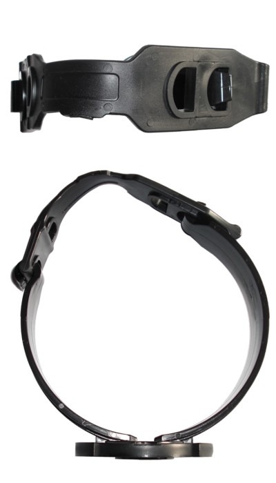 Befestigungsband Kunststoff schwarz für 6 kg Göckler Gimbox