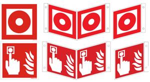 Brandmelder (manuel) ISO u. BGV