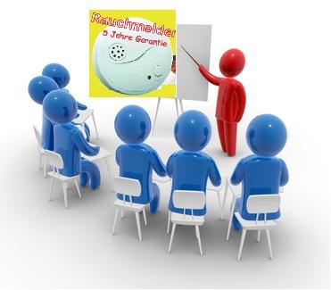Seminar Fachkraft Rauchwarnmelder Modul G 5